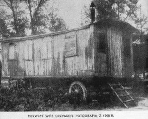 Pierwszy wóz Drzymały