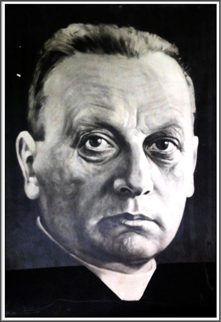 Ks. dr Bolesław Domański - Prezes Związku Polaków w Niemczech