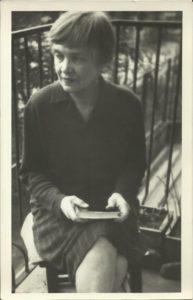 Janina Kłopocka