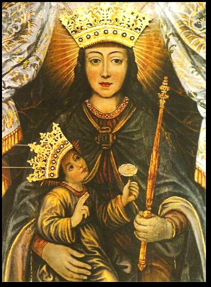 Matka Boska Byszewska Królowa Krajny
