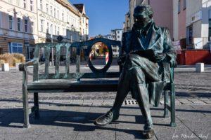 Stanisław Staszic - Pomnik w Pile