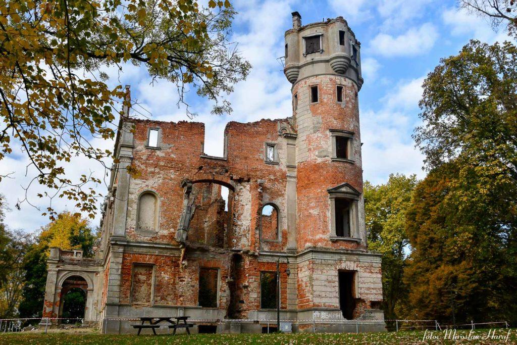 Runowo Krajeńskie ruiny